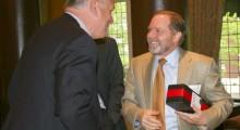 Scott Hardman and David Brenner