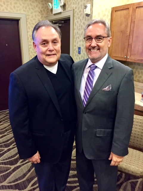 Steve Gandara and Dean Orrico, Director, JBR