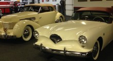 LeMay yellow cars